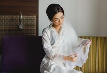 The Wedding of Devina & Awie by Varawedding