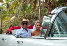 Diana & Jhon  Destination Wedding in Private Boat by Jennifer C  Wedding & Event Agency