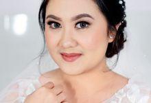Wedding Makeup For Jenny by Satrisca Makeup Artist