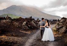 Prewedding of Aldo & Rika by exatha photography