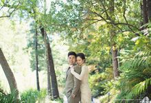 Prewedding Session of Michelle and Michael by Archangela Chelsea