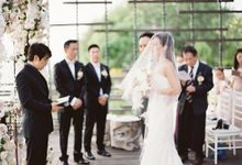 Ren & Stacey Wedding in Alila Uluwatu by Axioo