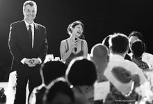 Intimate Bali Wedding of Stacey & Ren by Axioo