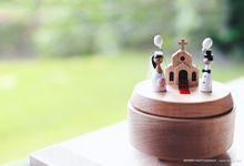 Wedding Tomy & Yusiana by Violet L'Evento