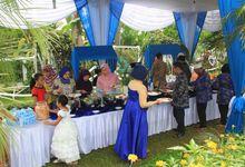 Eva And Cyril Wedding by Rumah Putih Bogor