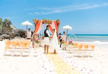 Kubu Beach by AYANA Resort and Spa, BALI