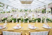 Enchanting Wedding in Tropical Paradise by STEVE'S DECOR
