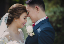 Marielle and Angelo wedding by Ayen Carmona Make Up Artist
