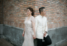 Couple: Chinee & Ernest by Ayen Carmona Make Up Artist