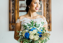 Eunice and Jason wedding by Ayen Carmona Make Up Artist
