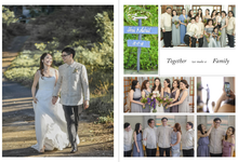 Chris and Astrid wedding by Ayen Carmona Make Up Artist