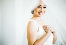 Russarey and Marlou wedding by Ayen Carmona Make Up Artist