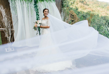 Czarina&Ryan wedding by Ayen Carmona Make Up Artist