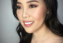 Iris Jao Graduation  by Ayen Carmona Make Up Artist