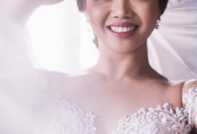 Bride Althea by Ayen Carmona Make Up Artist