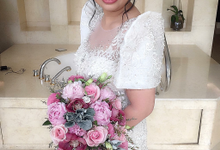 Bride Christina by Ayen Carmona Make Up Artist