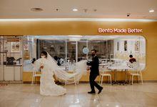 Aylin & Leonard Wedding at Swissotel PIK Jakarta by AKSA Creative