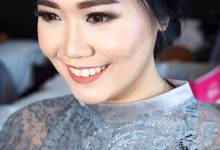 Bridesmaid (2) by ayrin makeup