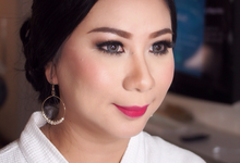 Mrs. Agatha - Night Look by ayrin makeup