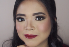 Yuni - Night Look by ayrin makeup