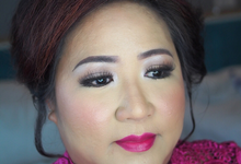 Vera's Mom (Mother of the Bride) by ayrin makeup
