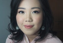 Tasya Tiffany by ayrin makeup