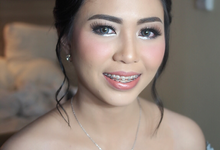 Stefany Morning Look by ayrin makeup