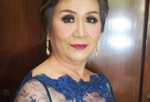 Mother of the Groom by ayrin makeup