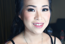 Mrs.Ling Ling by ayrin makeup