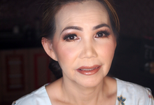 Mother of Groom - Morning Look by ayrin makeup
