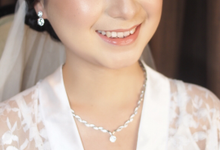 Bride - Meliana by ayrin makeup