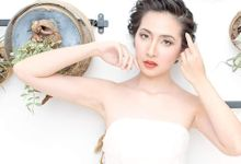 Natural Korean Bridal Look by Beautistylebykoreen