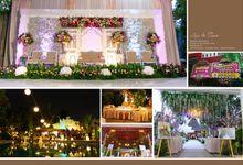 The Wedding Of Ayu & Tesar by Aksi Photography