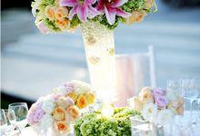 RAINBOW DECOR by Bali Wedding Production