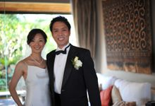 Mandy & Smith by Bali Wedding Production