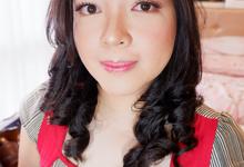 Bridesmaid Makeup by Ayujoesa_mua