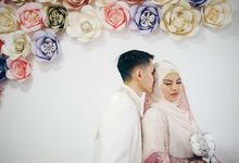 Solemnization of Hazlina & Fadzly by Ni8htsoul Creatives