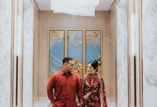 Engagement Ceremony Audrey & Azara by D'soewarna Wedding Planning