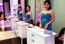 Deep Blue Sea by Beautyline Usher & Pagar Ayu