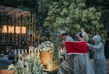 Rany & Fano Wedding Day by KALLA