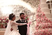 THE WEDDING OF AZIZA & MOHAMMAD by The Wedding Boutique