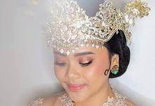 Adat Make Up by Make Up by Mutiara Fallahdani