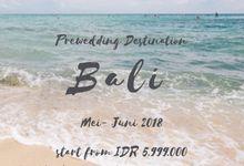 Bali Prewedding Promo by Trayamata