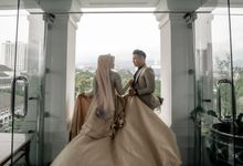 Prewedding Rizal & Mega by Nomad.std