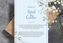 Astrid & Candra by Bellva Invitation