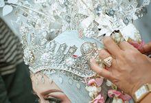 Wedding Ekky & Dian by Gracio Photography