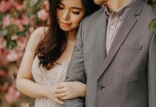 Valent & Steffanie Prewedding by Sincera Story