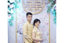 Agus & Belda Sangjit by Buttercup Decoration