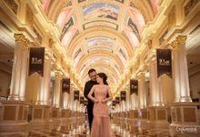 Macau Pre wedding by Lavio Photography & Cinematography