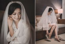 Willy & Clairine Wedd by My Story Photography & Video